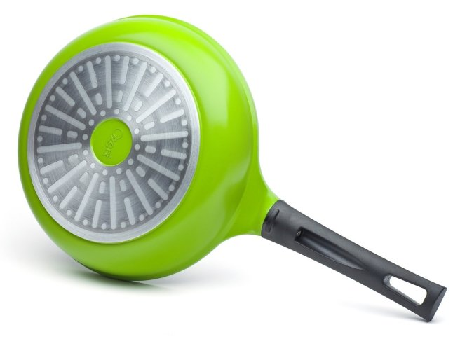 The 10 Green Earth Frying Pan By Ozeri With Smooth